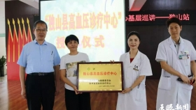 高血压专家余振球:贵州高血压防治工作走在全国前列,年内实现高血压诊疗中心县级全覆盖