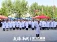 貴醫附院24名醫生送醫送藥下鄉,把群眾的需求貫穿主題教育