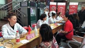 世界心脏日:贵医附院心血管内科举办义诊活动