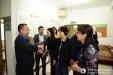 国家临床营养质量控制中心主任齐玉梅一行来院调研