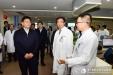 国家卫生健康委王贺胜副主任一行莅临我院调研引导工作
