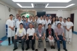 中国医师协会核医学分会主任委员莅临我科