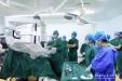 """我院手术机器人再次挑战""""高难度""""手术 ——成功实施贵州首台精准胰十二指肠切除术和右半肝切除术"""