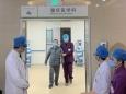 今天,贵州首例治愈的新冠肺炎患者达到出院标准