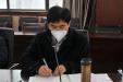 贵州医科大学党委集体请战到疫情防控救治一线工作