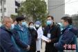 贵州省第四批支援湖北医疗队成建制正式进入鄂州两家医院
