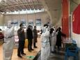 国家紧急医疗救援队(贵州):一场来自防疫战场的特殊重温入党誓词宣誓仪式