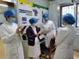 护理部组织开展新型冠状病毒医院感染防控督查