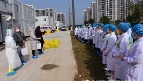 胜利的曙光初现:鄂州雷山医院第100名患者治愈出院