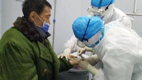 """鏖戰40天,鄂州雷山醫院迎來患者""""清零"""""""