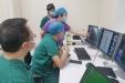我院成功实施省内首例心脑血管联合造影术