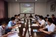 省委组织部专家组来我院开展党支部标准化建设专题调研