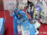我院成功开展省内首台远程介入手术