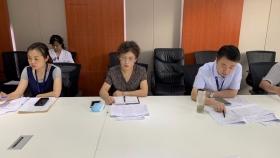 院纪委对药占比偏高的科主任进行集体约谈