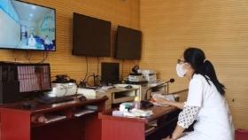 我院专家随民盟贵州省委赴七星关区开展医疗帮扶