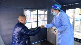 开展疫情防控演练 提高应急处置能力