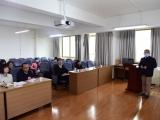 聚焦科研创新和学科高水平发展:院党委书记刘文到科研处开展调研