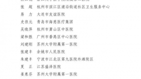 喜讯:余振球教授荣获援黔医疗卫生对口帮扶工作特殊贡献个人