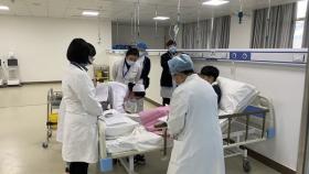 护理部临床护理教学科举办2021届护理实习生技能竞赛