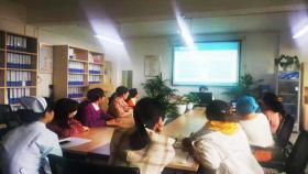 护理部举办第一批循证实践项目结题报告会
