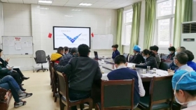 医院感染管理委员会2021年第一次会议召开