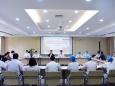 党委书记刘文参加内科第二党支部组织生活会