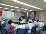 临床教学部深入科室调研进修教育信息化管理平台使用情况