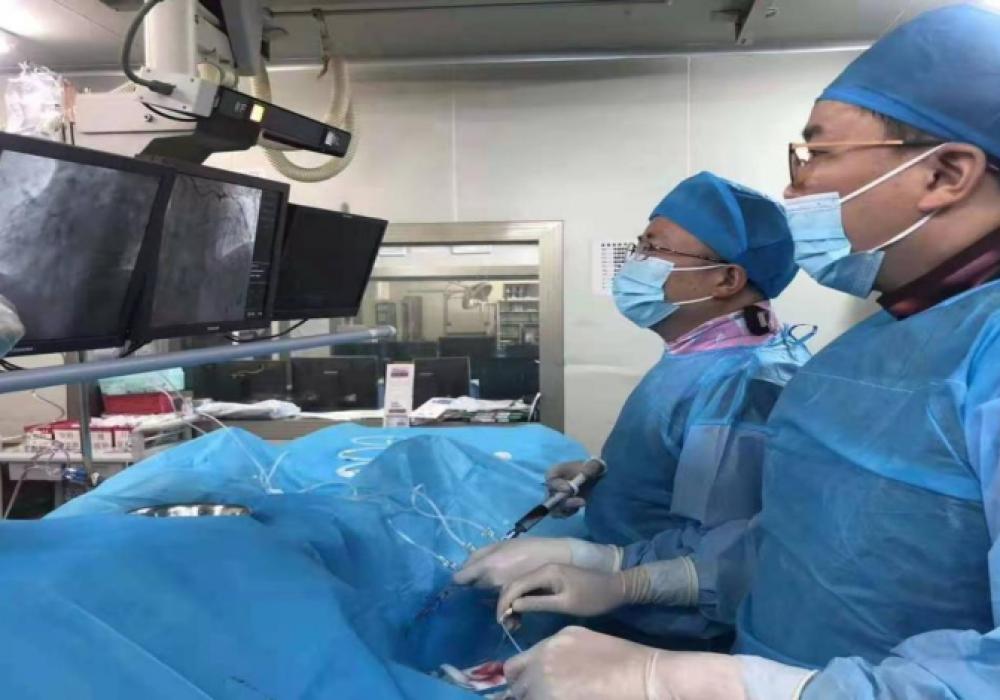 10分钟生死抢救,贵医附院刷新了中国胸痛中心纪录