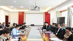 党委扩大会传达学习习大大总书记考察清华大学的重要讲话精神